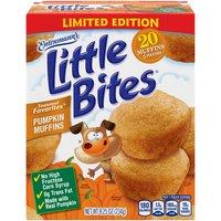 Entenmann's Little Bites Pumpkin Mini Muffins, 5 pouches,, 8.3 Ounce