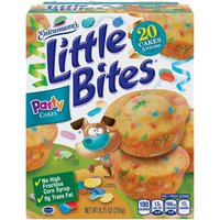 Delicious & festive mini party cake muffins are made without high fructose corn syrup and 0g trans fat.