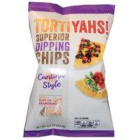 Tortiyahs Cantina Style Tortilla Chips, 12.5 Ounce