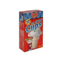 Joy Cone Ice Cream Cups, 12 Each