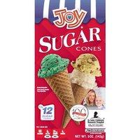 Joy Cone Sugar Cones, 5 Ounce