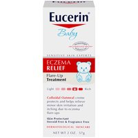 Eucerin Baby Eczema Relief Instant Therapy Creme, 2 Ounce