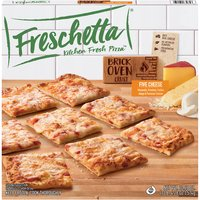 Freschetta Pizza - Brick Oven Crust 5 Italian Cheese, 20.28 Ounce