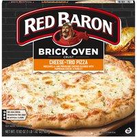 Red Baron Brick Oven Pizza - Cheese Trio, 17.82 Ounce