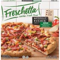 Freschetta Pizza - Naturally Rising Crust Classic Supreme, 30.88 Ounce