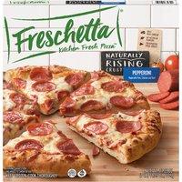 Freschetta Pizza - Naturally Rising Crust Signature Pepperoni, 27.35 Ounce