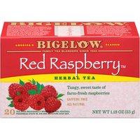 Bigelow Bigelow Red Raspberry Herb Tea, 20 Each