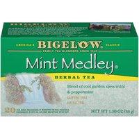 Bigelow Bigelow Herbal Tea Bags - Mint Medley, 36 Gram