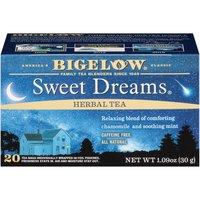 Bigelow Bigelow Herbal Tea Bags - Sweet Dreams, 1.09 Ounce