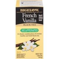 Bigelow Bigelow Herbal Tea Bags - Decaf French Vanilla, 1.28 Ounce
