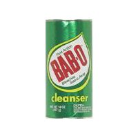 Bab-O Powder Cleanser, 14 Ounce