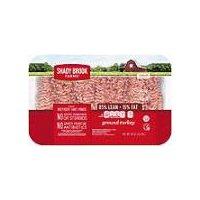 Shady Brook Farms Shady Brook Farms Fresh 85% Lean Ground Turkey, 48 Ounce
