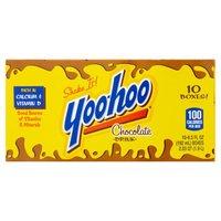 Yoo-hoo Chocolate Drink - 10 Pack Boxes, 65 Fluid ounce