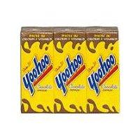 Yoo-hoo Chocolate Drink - 3 Pack Boxes, 19.5 Fluid ounce