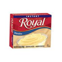 Royal Instant Pudding - Vanilla, 1 Ounce