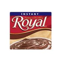 Royal Instant Pudding - Chocolate, 1 Ounce