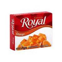 Royal Gelatin - Orange, 1 Ounce