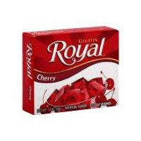 Royal Gelatin - Cherry, 1 Ounce