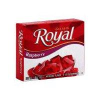 Royal Gelatin - Raspberry, 1 Ounce