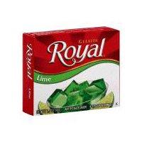 Royal Gelatin - Lime, 1 Ounce