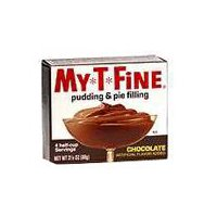 My-T-Fine Pudding & Pie Filling - Chocolate, 3.13 Ounce