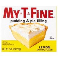 My-T-Fine My-T-Fine Pudding & Pie Filling - Lemon, 2.75 Ounce