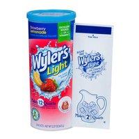 Wyler's Light Strawberry Lemonade Powder Drink Mix, 2.28 Ounce