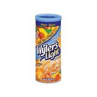 Wyler's Soft Drink Mix - Iced Tea with Peach, 1.35 Ounce