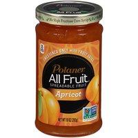 Polaner All Fruit All Fruit Apricot Spreadable Fruit, 10 Ounce