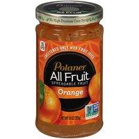 Polaner All Fruit All Fruit Orange Spreadable Fruit, 10 Ounce