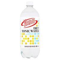 Vintage Tonic Water - Diet, 33.8 Fluid ounce