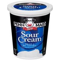 Penn Maid Sour Cream, 16 Ounce