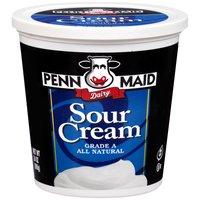 Penn Maid Sour Cream, 24 Ounce