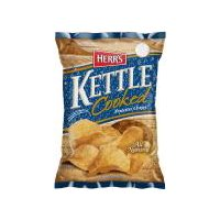 Herr's Potato Chips - Kettle Cooked, 10 Ounce