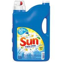 Sun Laundry Detergent, 188 Fluid ounce