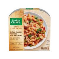 Healthy Choice Cafe Steamers Chicken Marinara, 9.5 Ounce