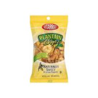 Vitarroz Plantain Chips - Naturally Sweet, 3.5 Ounce