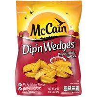 McCain Dip'n Wedges Dipping Potato Wedges, 22 Ounce