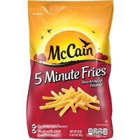 McCain Shoestring French Fries, 20 Ounce