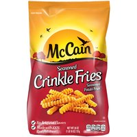 McCain Premium Golden Crisp Oven Fries - Seasoned, 26 Ounce