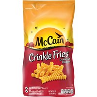 McCain Crinkle Cut French Fries, 32 Ounce