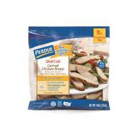 Perdue Short Cuts Carved Chicken Breast Honey Roasted, 9 Ounce