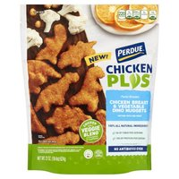 Perdue Chicken Plus Dino Nuggets, 22 Ounce