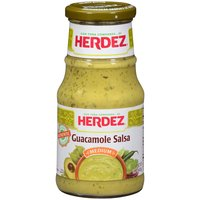 Herdez Medium Guacamole Salsa, 15.7 Ounce