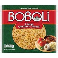Boboli 8 Inch Twin Pack Pizza Crust, 2 crusts, 10 oz, 10 Ounce