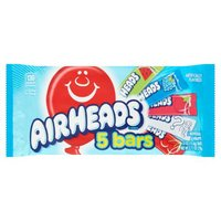 Airheads Checkstand Pack 5 Bars, 2.75 Ounce