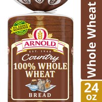 Our country version of wheat bread has more to love than great taste – it gives you whole grains, too.