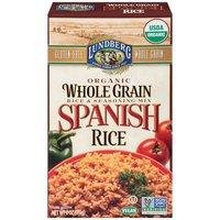 Lundberg Family Farms Organic Whole Grain Spanish Rice Mix, 6 Ounce