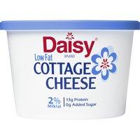Low fat. Small curd. 2% Milk fat. Grade A. No additives.