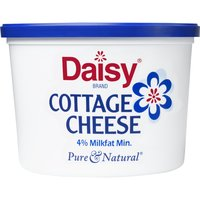 4% Milkfat minimum. Pure & natural. Grade A. No additives.